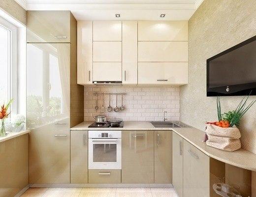 Посоветуйте как сделать кухню в Хрущевке  - Страница 5 Kc1kN4lnDNM