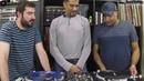 Denon DJ VL 12 Prime scratch party French