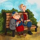 Хотите знать что происходит с суперзлодеями и супергероями на пенсии?