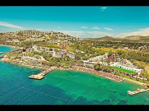 Hotel Kadikale Resort Spa Wellness Turcja Bodrum Turgutreis