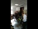 ФАННИ АРДАН В ПЕТЕРБУРГЕ/ FANNY ARDAND in ST. PETERSBURG - live    посланиекчеловеку star film c