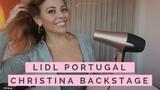 Christina Backstage by Christina Aguilera no LIDL by Sofia Novais de Paula - Di