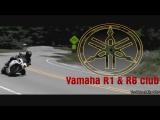 BEST OF YAMAHA YZF-R1 - Crossplane Yamaha R1 in Action - FULL HD CINEMATIC - Riding Yamaha R1 RN22