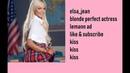 INSTA STORIES HOT ACTRESS ELSA JEAN