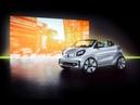 Smart forease Mercedes-Benz iç dış tasarım tanıtımı