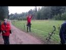 блочный лук пристрелка