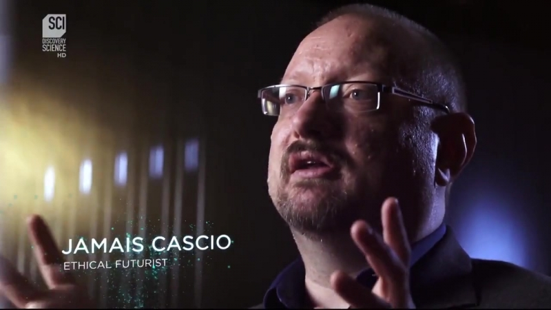 Discovery Будущее с Джеймсом Вудсом Время обмана (2013) HD