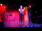 Зоя Яровицына_Stand Up - о православной бабушке и пасхе