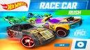 Хот Вилс Мультики про Машинки Гонки Игры для Детей Hot Wheels Race Car
