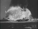 1937 г Катастрофа германского дирижабля LZ 129 Гинденбург