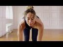 WHY I PRACTICE Laruga Glaser Yoga Demo on Liforme Mat