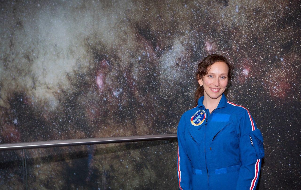 Астроном из ESO будет готовиться к космическому полету
