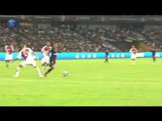 Skill / Geste technique: Марко Верратти (ПСЖ - Монако) | Супер Кубок Франции
