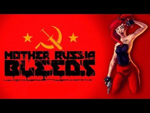 Воскресная индюшка: Beat 'em up про суровую Россию матушку