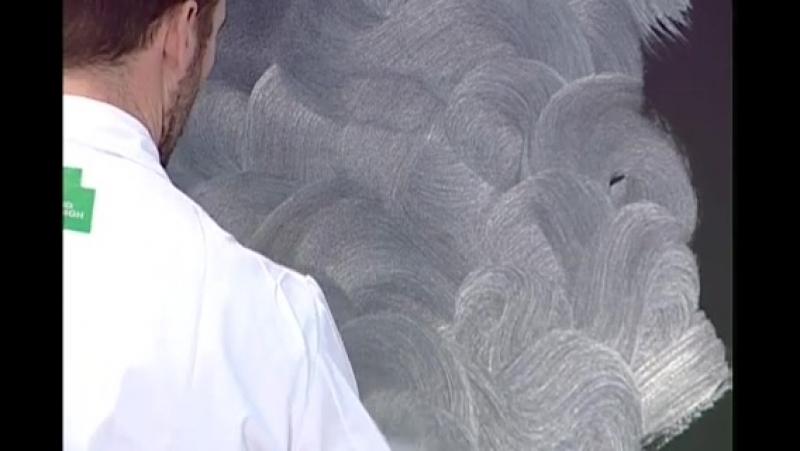 Как сделать крутой эффект на стене при помощи декоративной краски OIKOS?