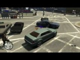 Детектив и Рембо веселятся в GTA 4 #1 (Неуловимый Гонщик) [Прохождение, Геймплей, Co-op]