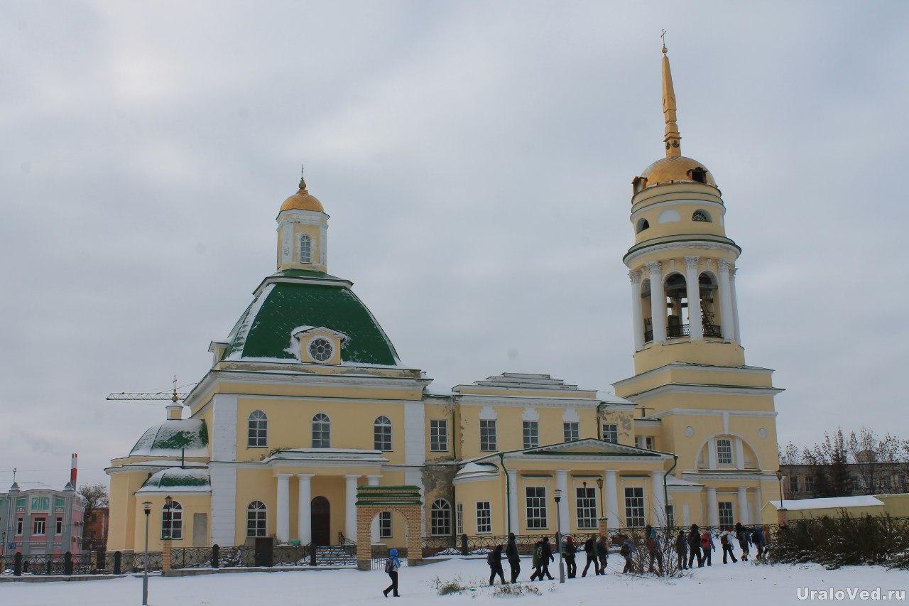 Свято-Троицкий собор Каменска-Уральского