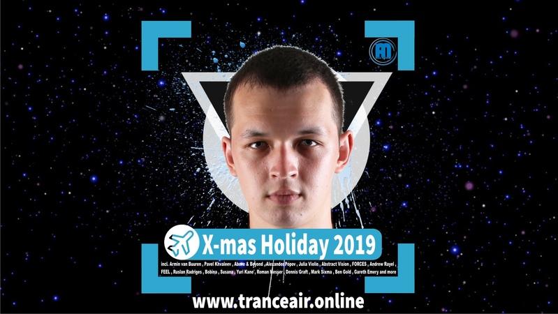 Alex NEGNIY - Trance Air 372 [X - mas Holiday 2019]