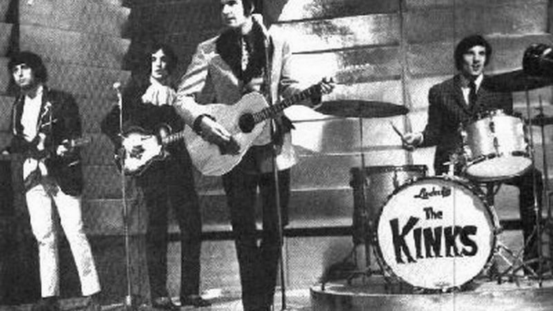 The Kinks - You Really Got Me (Alvid Utama Remix)