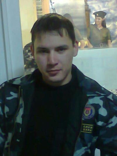 Лешка Захаров, 16 октября 1990, Сургут, id181864279