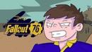 Это Fallout 76 Онлайн, строительство и просранная РПГ серия Анимация