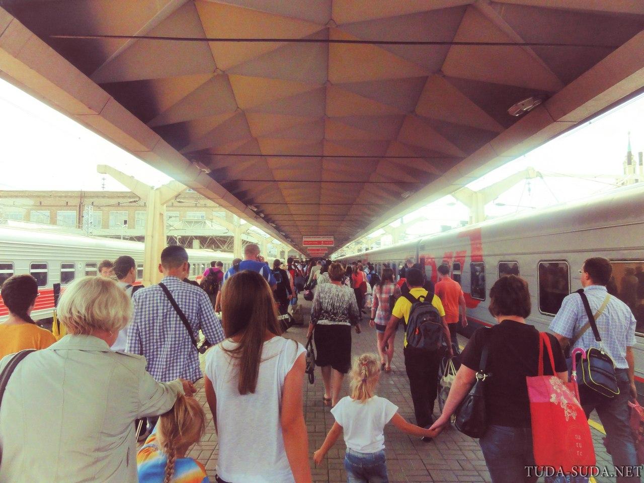 Жд вокзал Москва фото