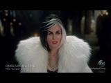 Once Upon a Time - Ursula, Maleficent and Cruella de Vil