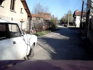 Очередной болгарский 2140 с турбиной на карбюраторе...