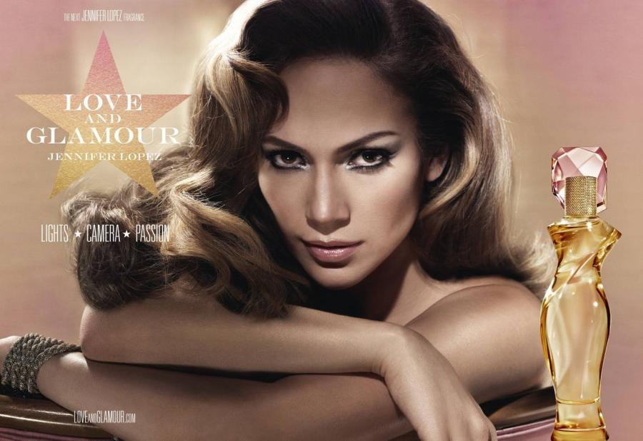 Oriflame Love and Glamour Jennifer Lopez