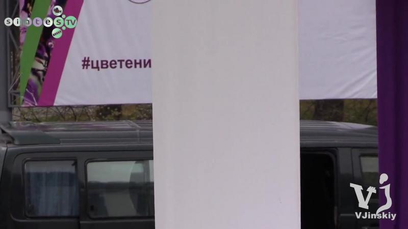 Цветение Моральника фестиваль 7 мая2018 Алтайский край