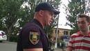 Трубников Р.Ю. - ДА, МОЙ ГЕНЕРАЛ - Бахмутский полицай-щипач спалился в Доброполье.