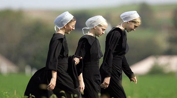 УШЛИ ПО СВОЕЙ ВОЛЕ Амиши закрытая религиозная община анабаптистов. А если говорить простым языком, то анабаптисты это христиане-протестанты, которые принимают крещение только в сознательном
