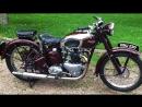 Triumph Tiger 100 500cc, 1946 года