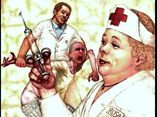 Ржачные анекдоты про врачей и докторов