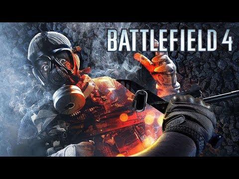 Battlefield 4 - болтаем, угараем, творим хуйню и пытаемся убить хотя бы 1 врага - Ник и Китай