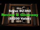 Soyuz SU-013 Microphone Review &amp Giveaway ($1200 Value) - Produce Like A Pro