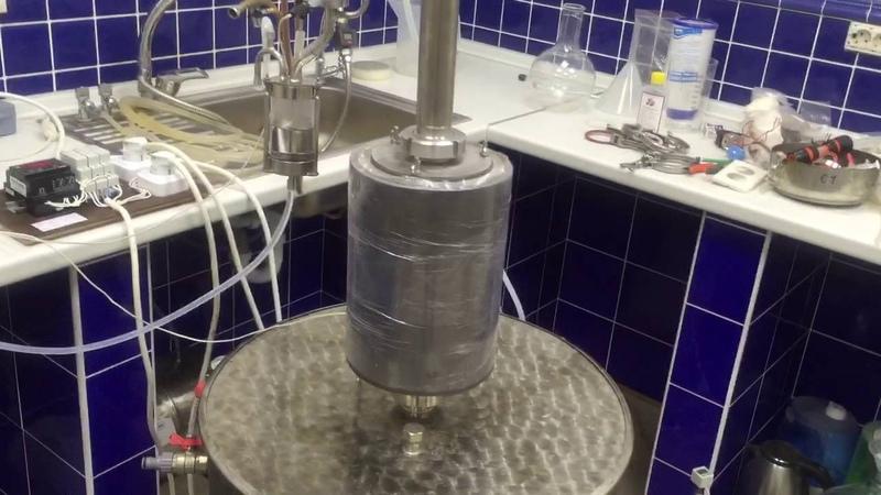 Революционныый метод вакуумной дистилляции Метод 223