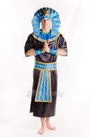 Египетский фараон Тутанхамон яркий персонаж древних легенд.  Этот костюм достойно подчеркнет царственный.