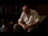 (Клан Сопрано S04E11_10) Светлана заебись отшила босса Семьи. Тони прекращает лечение.