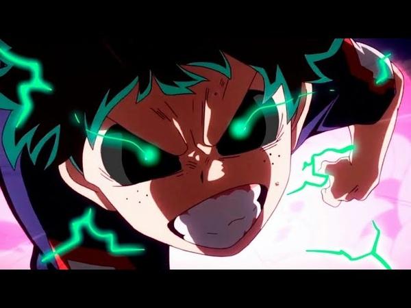 Boku no Hero Academia Season 3 AMV Lit