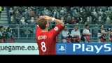 UEFA Champions League 20042005. Gameplay. PC. Real Madrid vs. Manchester United. HQ. High Quality.