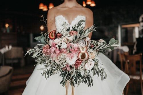 украшение свадьбы 2019