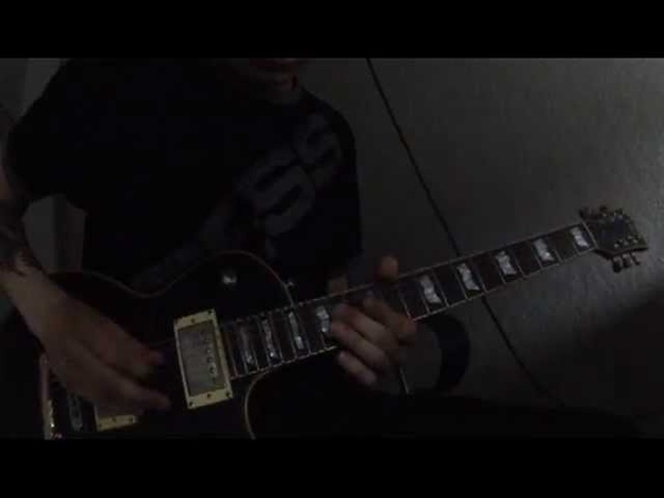 Ordsmedar av rang - Kvelertak Guitar cover