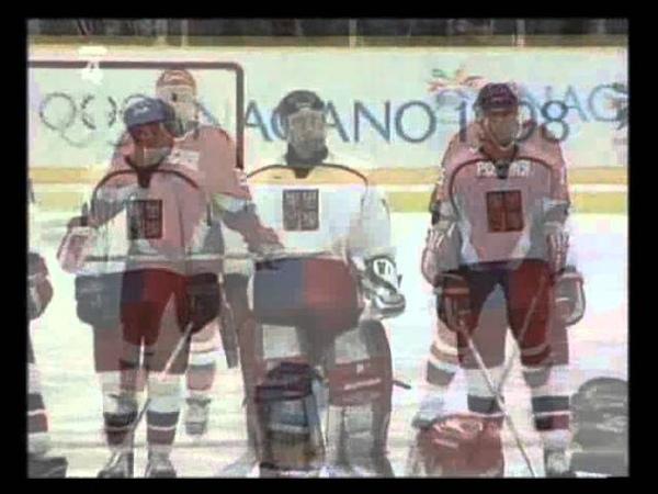 ZOH Nagano 1998 Česko Rusko