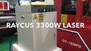 GYClaser 3300W FIBER LASER CUTTING MACHINE GY 2340FD