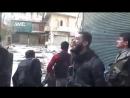 Азан во время стрельбы в Сирии Аллаху Акбар