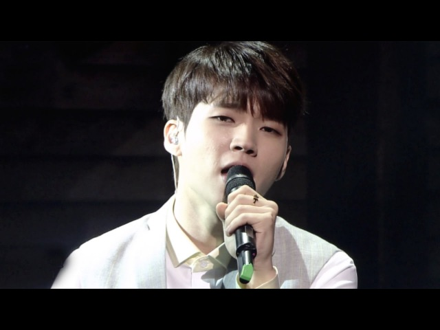 《Solo Debut》 Nam Woohyun(INFINITE)(남우현(인피니트)) - Still I Remember(끄덕끄덕) @인기가요 Inkigayo 20160515