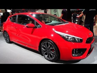 2014 Kia Pro_Ceed GT - Exterior and Interior Walkaround