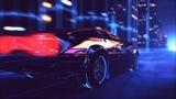 DeLorean and kavinsky