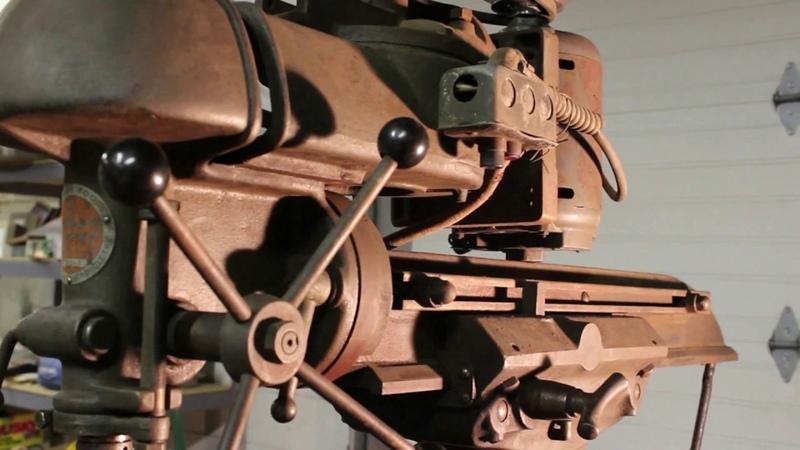 Классный многофункциональный сверлильный станок /|\ Cool multi-function drilling machine